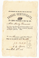 Portage County, Ohio School Certificate.png