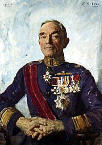Philip Game - Image: Portrait Sir Philip Game 1947