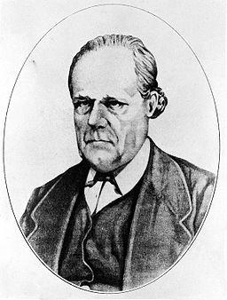 Portrait of Louis Daniel Beauperthuy, Wellcome L0006879