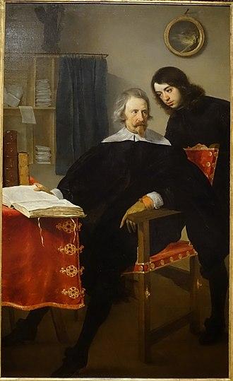Arthur Hopton (diplomat) - Sir Arthur Hopton, 1641