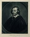 Portrait of William Harvey (1578 - 1657), surgeon Wellcome V0002594.jpg