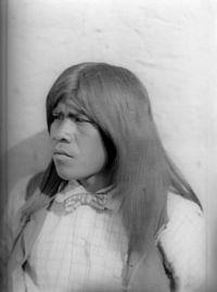 צעיר בן שבט המוהאבי שסיים לימודיו, 1900