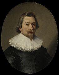 Portrait of Cornelis Samuelsz. van Esch