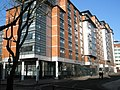 Portsmouth University Halls of Residence in the City Centre - geograph.org.uk - 757162.jpg