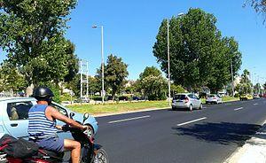 Glyfada - Poseidonos Avenue.