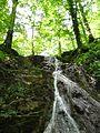 Povlen - Srednji Povlen - reka Cetina - Vodopad u gornjem toku 4.jpg