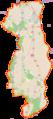 Powiat tczewski location map.png