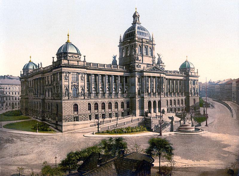 Soubor:Prag Museum 1900.jpg