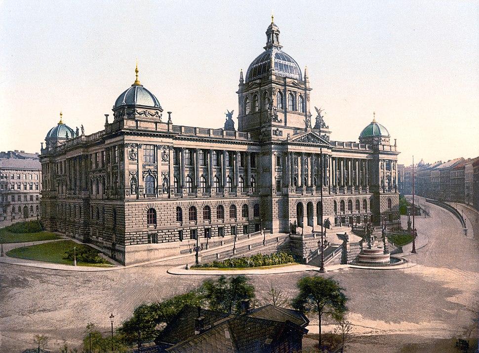 Prag Museum 1900