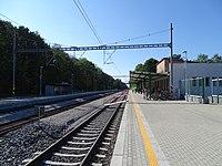 Praha-Klánovice, provizorní nástupiště (01).jpg