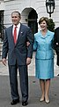 President George W. Bush and Archbishop of Washington (cropped).jpg