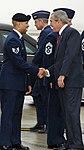 President George W. Bush greets Staff Sergeant Juan Rodriguez Jr.jpg