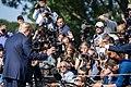 President Trump Departs for Williamsburg, Virginia (48414304631).jpg