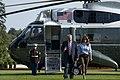 President Trump Returns from New Jersey (48462908391).jpg