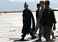 President of Afghanistan Visits Afghan and Coalition Forces on BAF DVIDS276909.jpg