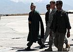 President of Afghanistan Visits Afghan and Coalition Forces on BAF DVIDS276909.jpg