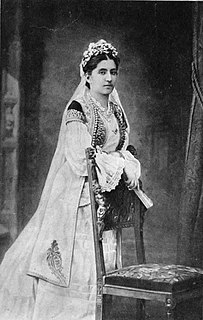 Princess Zorka of Montenegro Princess of Montenegro