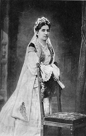 Princess Zorka of Montenegro