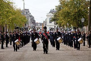 National Reserve Korps Fanfare Dutch military band
