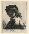 Print, Rembrandt in Cap and Scarf, 1633 (CH 18612691-2).jpg