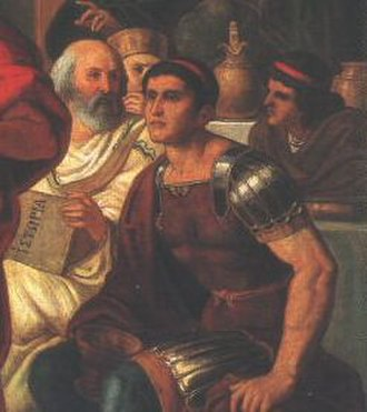 Priscus - Image: Priscusof Panium
