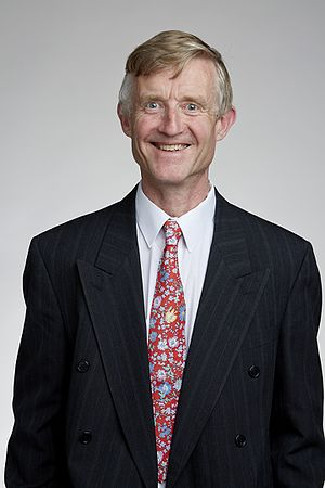Simon Peyton Jones - Simon Peyton Jones at the Royal Society admissions day in London in 2016