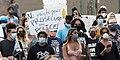 Protest against police violence - Justice for George Floyd (49941364998).jpg