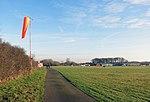 Public Footpath, Wycombe Air Park (geograph 5256945).jpg