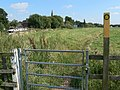 Public footpath along the River Soar - geograph.org.uk - 552278.jpg