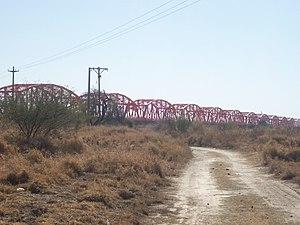 Puente carretero Santiago del Estero - La Banda 1