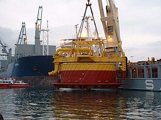 Esmeraldas, Ecuador - Commercial Port