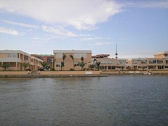 Diego Bautista Urbaneja Municipality - Puerto Morro urbanization in Lechería