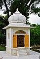 Puspa Samadhi of Sripad Bhakti-Tirtha Swami.jpg