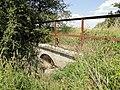 Putlitz Bahnstrecke Pritzwalk-Suckow Bruecke 2010-08-10 094.JPG