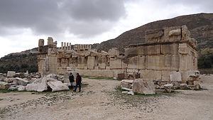 Qasr Al-Abd - View of Qasr Al-Abd.