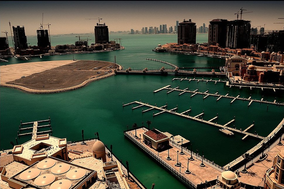 Qatar Lagoon