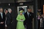 Queen Elizabeth II, Titanic Belfast, 2012 (9).jpg