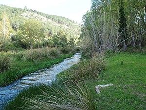 Río Palancia a su paso por la localidad de Viver, Alto Palancia, Castellón 02.jpg