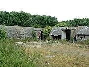 RAF Buildings Technical Site, RAF Melton Mowbray - geograph.org.uk - 132498.jpg
