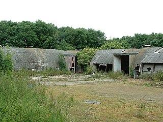 RAF Melton Mowbray