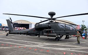 ROCA AH-64E 805 Display at Hualien Air Force Base 20160813a.jpg