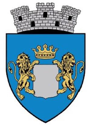 Cisnădie - Image: ROU SB Cisnadie Co A1