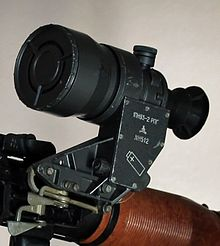 1pn93 2 night vision scope mounted on a rpg 7d3