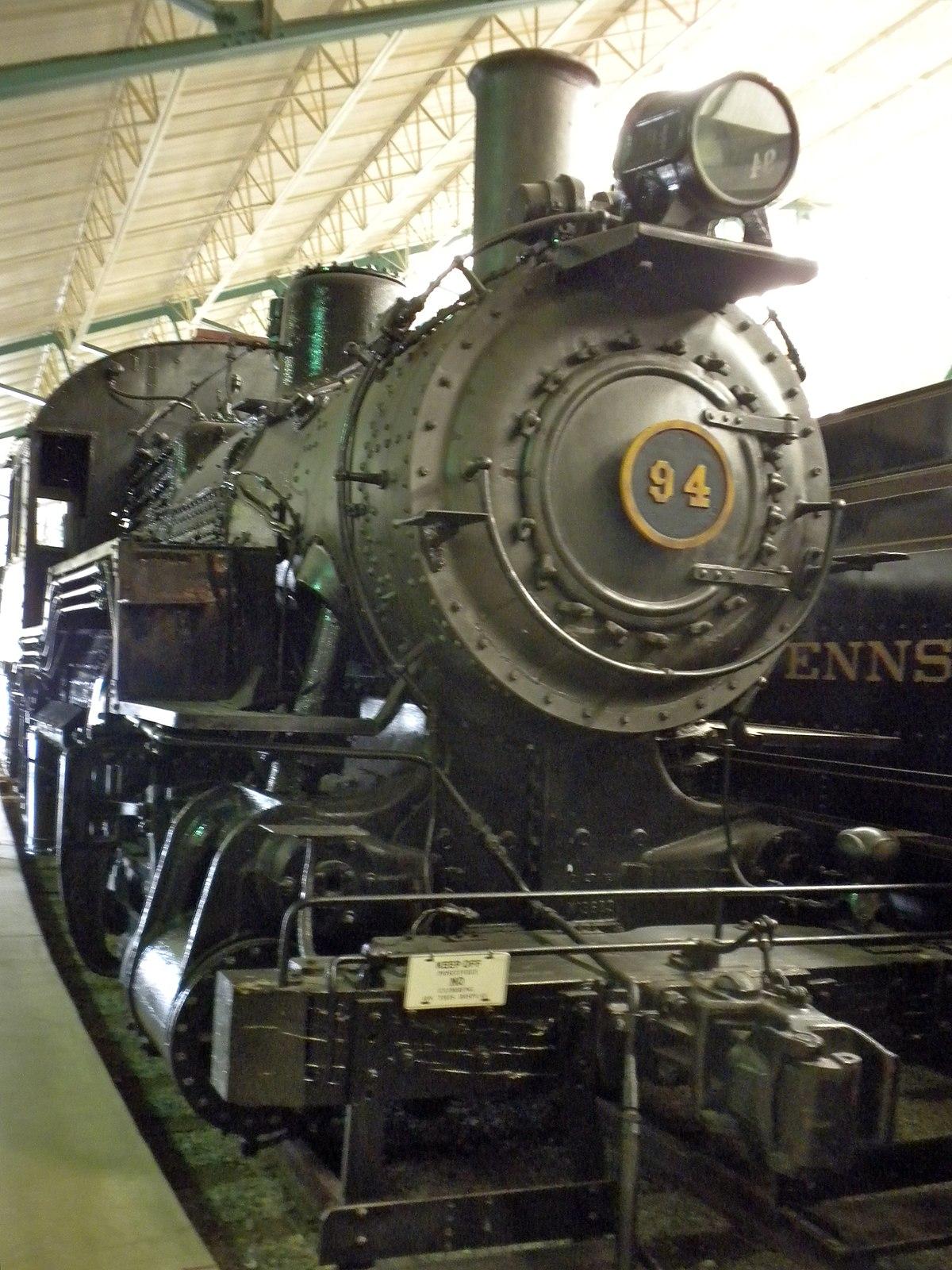 pennsylvania railroad class a5s