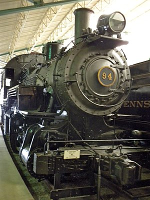 Pennsylvania Railroad class A5s - Image: RRMOP 94