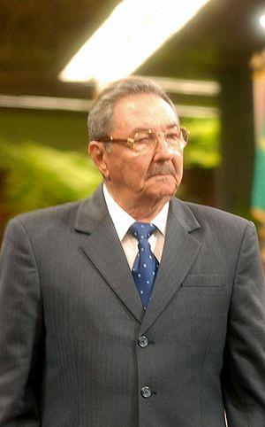 2008 in politics - Raúl Castro