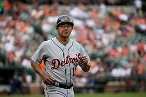Rafael Belliard - Belliard as the Detroit Tigers infield coach