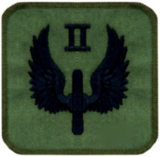 No. II Squadron RAF Regiment - DZ Flash