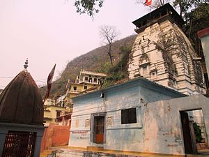 Raghunathji Temple, Devprayag - Image: Raghunathji temple 4