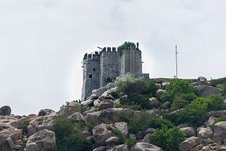 Raichur Fort - Image: Raichur Fort 3